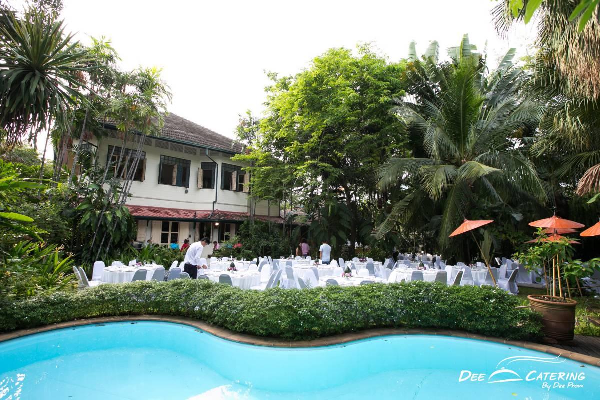 พิพิธภัณฑ์วัฒนธรรมดอกไม้ เรือนไทยแต่งงานยอดนิยม