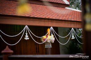 งานแต่งงานแบบไทย ที่บ้านมหาสวัสดิ์