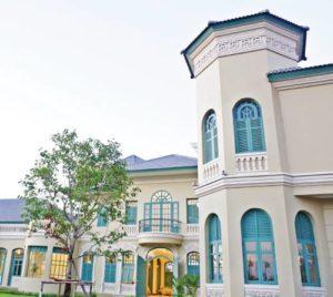 สถานที่จัดงานแต่งงาน วิลล่า เดอ บัว Villa DeBua