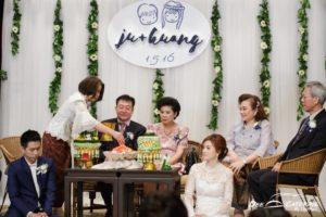 งานแต่งงานแบบไทย ที่ สยามสมาคม