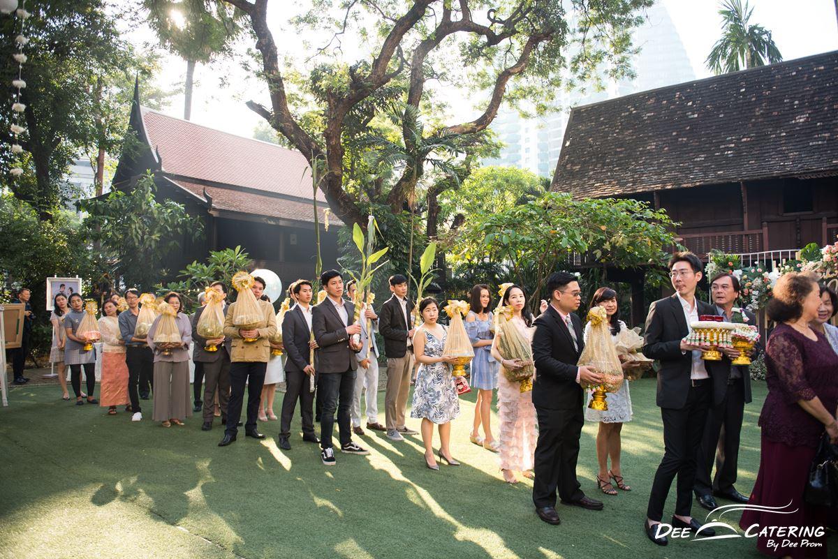 สยามสมาคม เรือนไทยแต่งงานยอดนิยม