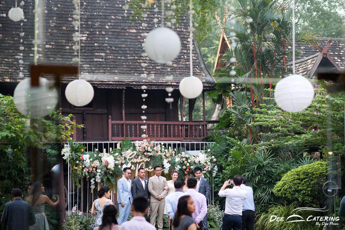 สยามสมาคม สถานที่จัดงานแต่งงานในสวน ใกล้รถไฟฟ้า