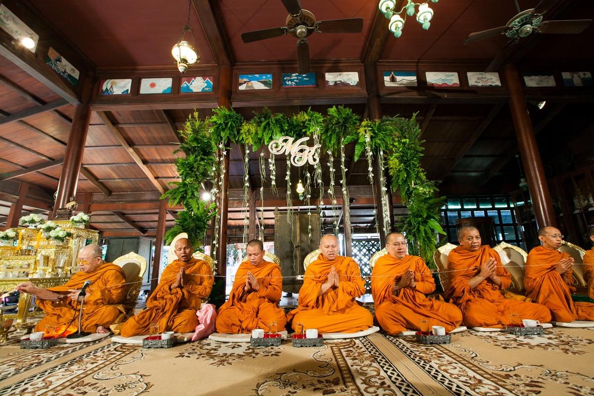 บ้าน มรว คึกฤทธิ์ ปราโมช เรือนไทยแต่งงานยอดนิยม