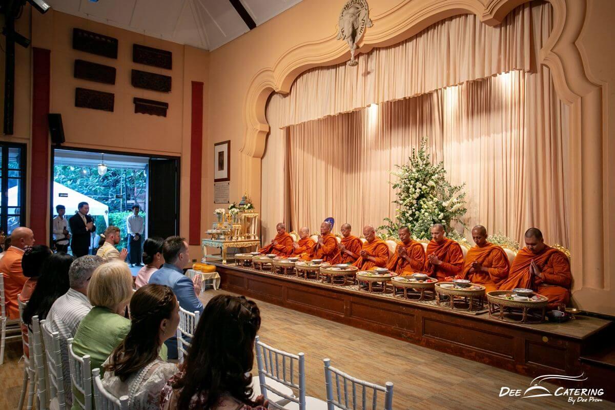 งานแต่งงานเช้า พิธีไทยเรียบง่าย ที่สยามสมาคม